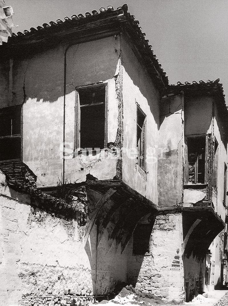 11-Οικία-οδού-παίδων-Χαλκίδα-τουρκοκρατία-και-μεταβυζαντικό-σπίτι-Οικία-Καράκωστα-Παίδων-16-1968