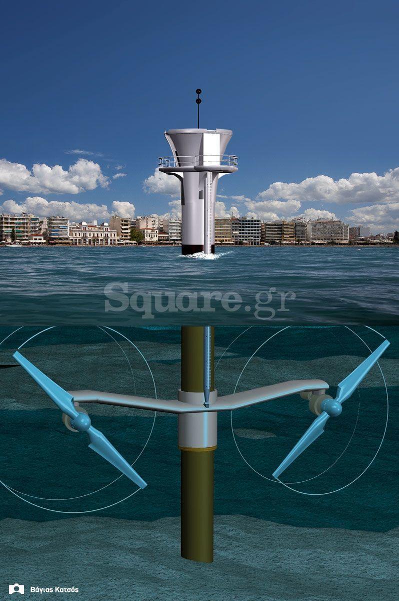 1-Ηλεκτρική-Ενέργεια-από-τον-Εύριπο-παλίρροια-Χαλκίδας-Εύβοια