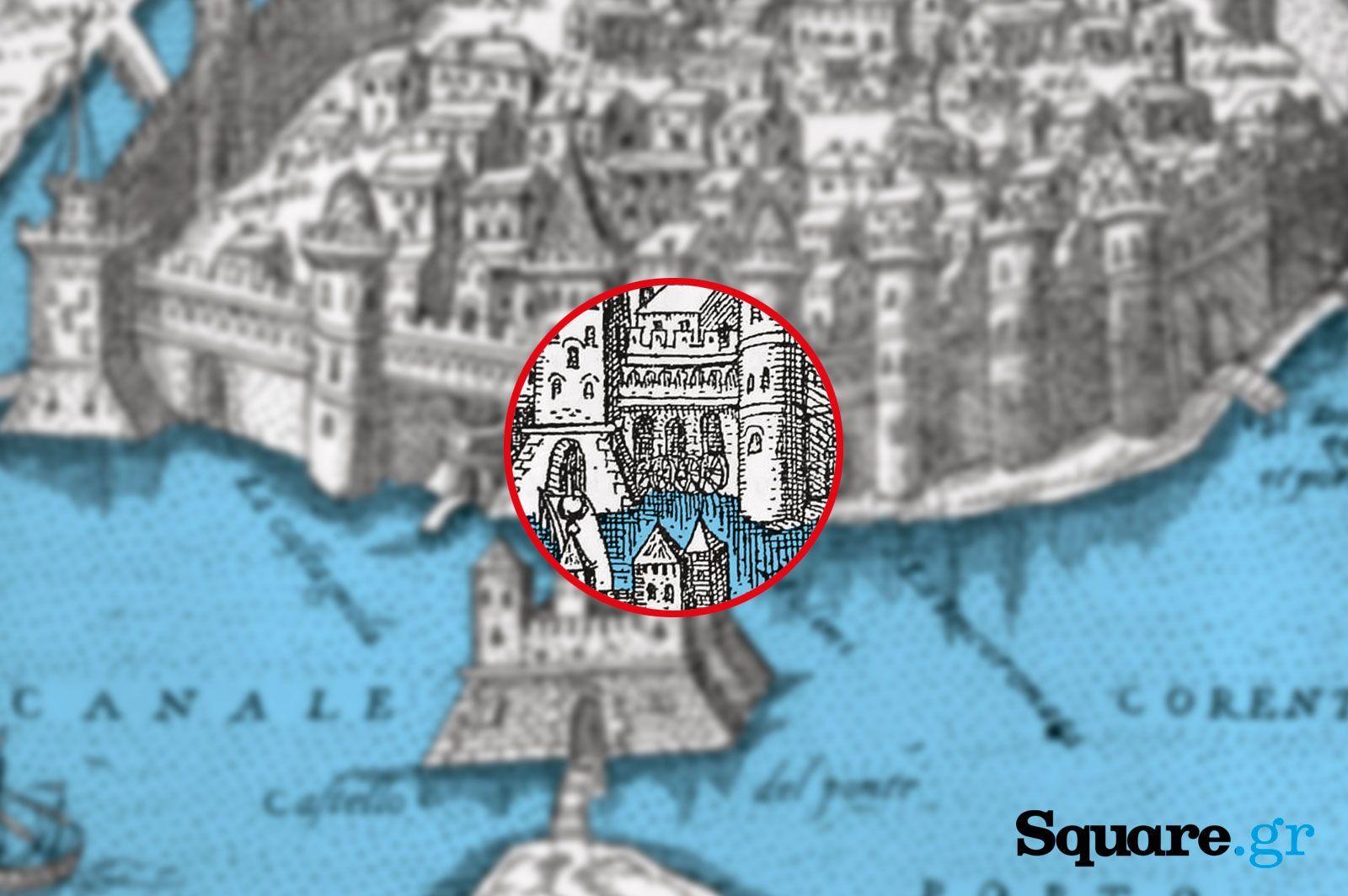2-Ενετικοί-υδρόμυλοι-στο-στενό-του-Negroponte-Χαλκίδα-επί-Ενετοκρατίας