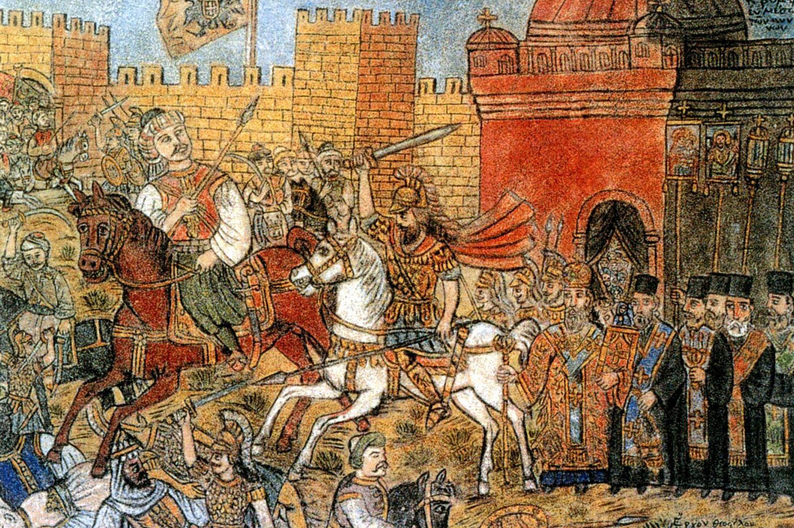 4-Ελένη-Γλύκατζη--Αρβελέρ-μύθοi-για-την-Άλωση-της-Κωνσταντινούπολης,-29-Μαίου-1453