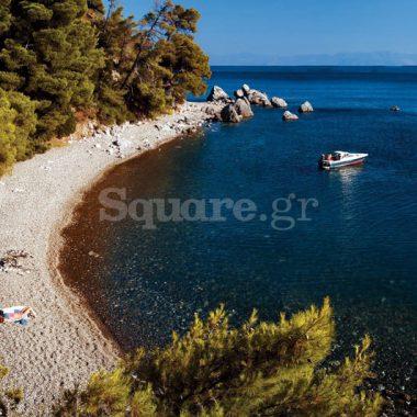 Παραλία μονής Γαλατάκη