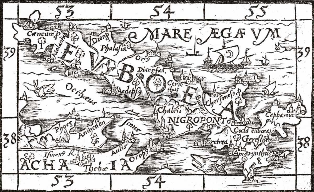 13-Gulielmo-Xylander,-Strabonis-nobilissimi-rerum-geographicarum,-1571