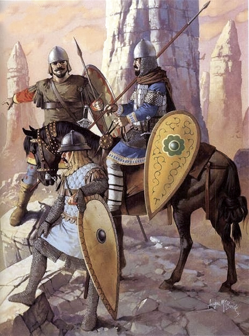 18-Βυζαντινοί-στρατιώτες,-12ος-και-13ος-αιώνας