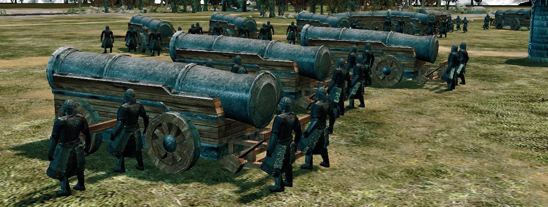 5-Πυροβολαρχία-του-Οθωμανικού-στρατού-του-15ου-αιώνα-σε-πλήρη-διάταξη