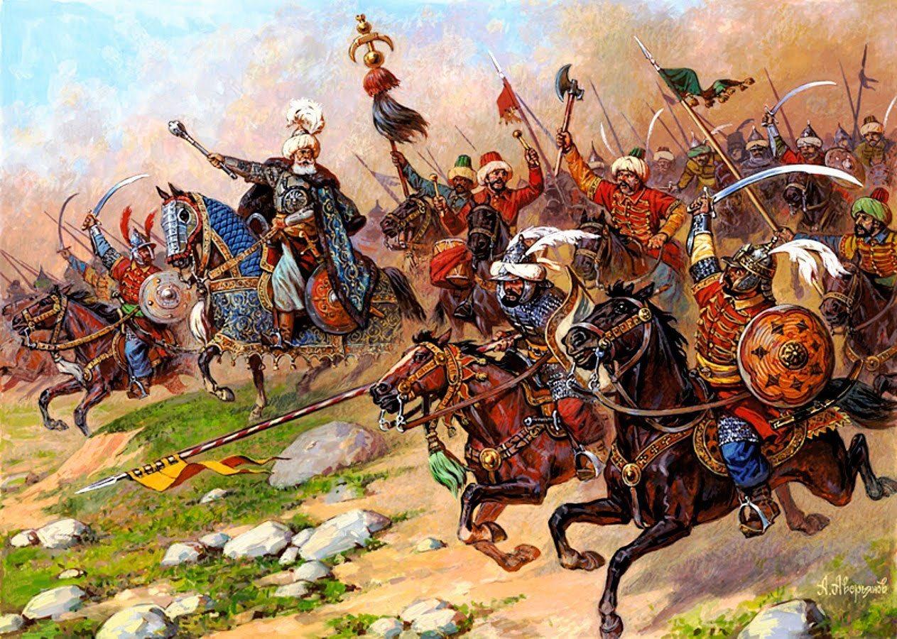 3-Τουρκικό-ιππικό