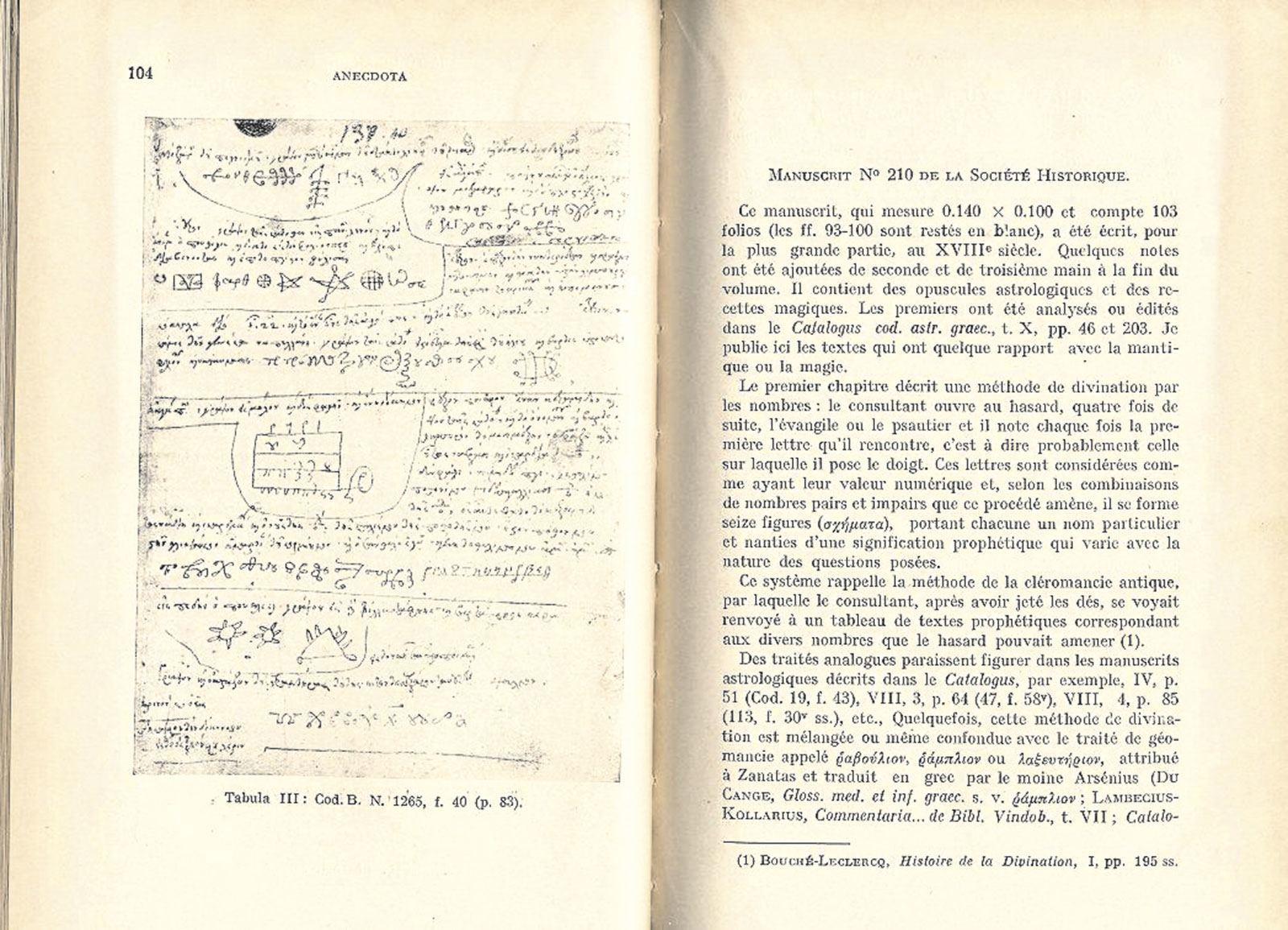 3-Αποσπάσµατα-από-παλιές-εκδόσεις-της-«Σολοµωνικής»,-µεταξύ-των-οποίων-βρίσκεται-και-η-Ελληνική,-µε-τίτλο-«Anecdota-Antheniensia».