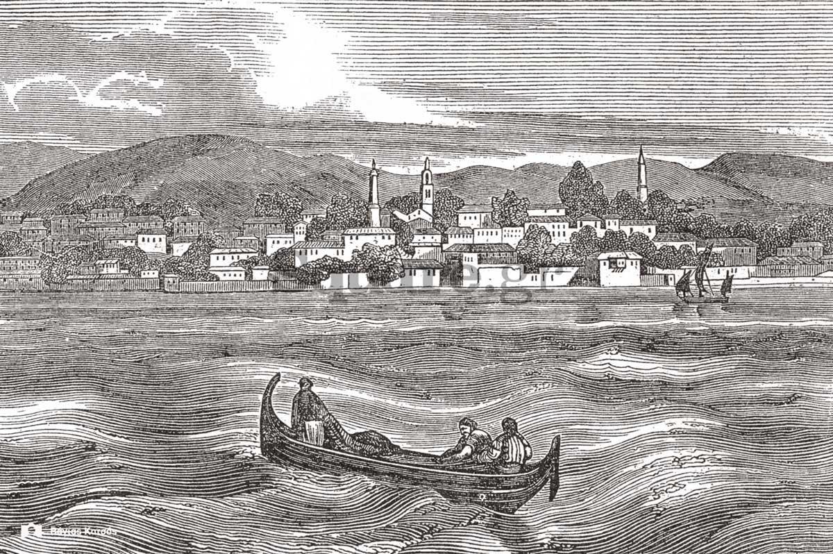 2-Sunday-magazine-c-1835-1840-προάστιο-Χαλκίδας
