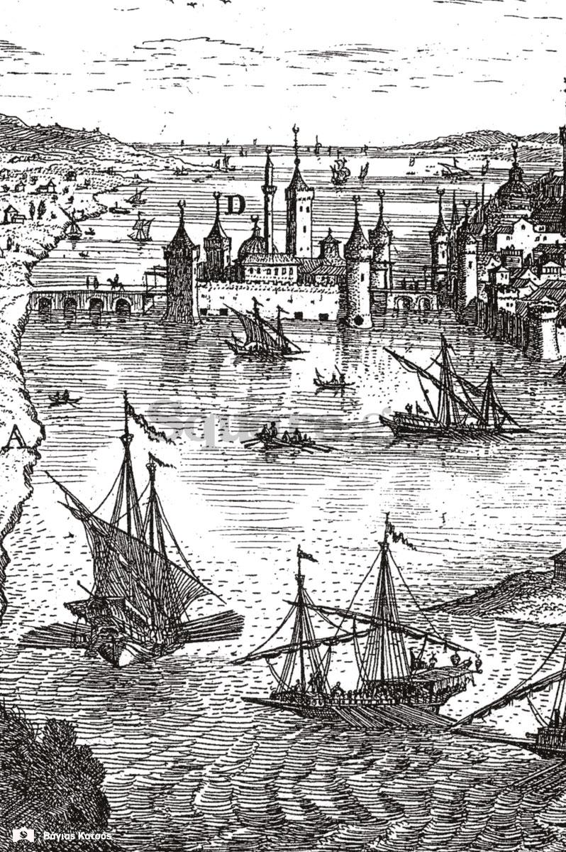 3-Η-κατάληψη-του-Κάστρου-του-Ευρίπου-από-τους-Βενετούς-το-1256