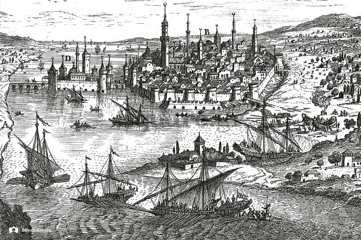 3-Νεγροπόντε-επί-Βενετών---το-σπουδαιότερο-λιμάνι-του-κεντρικού-Αιγαίου