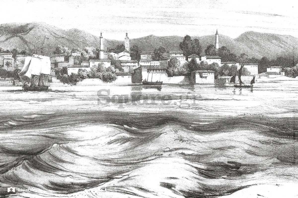 3-Otto-Magnus-von-Stackelberg-La-Grece-Vues-pittoresques-et-topographiques-1829-1834
