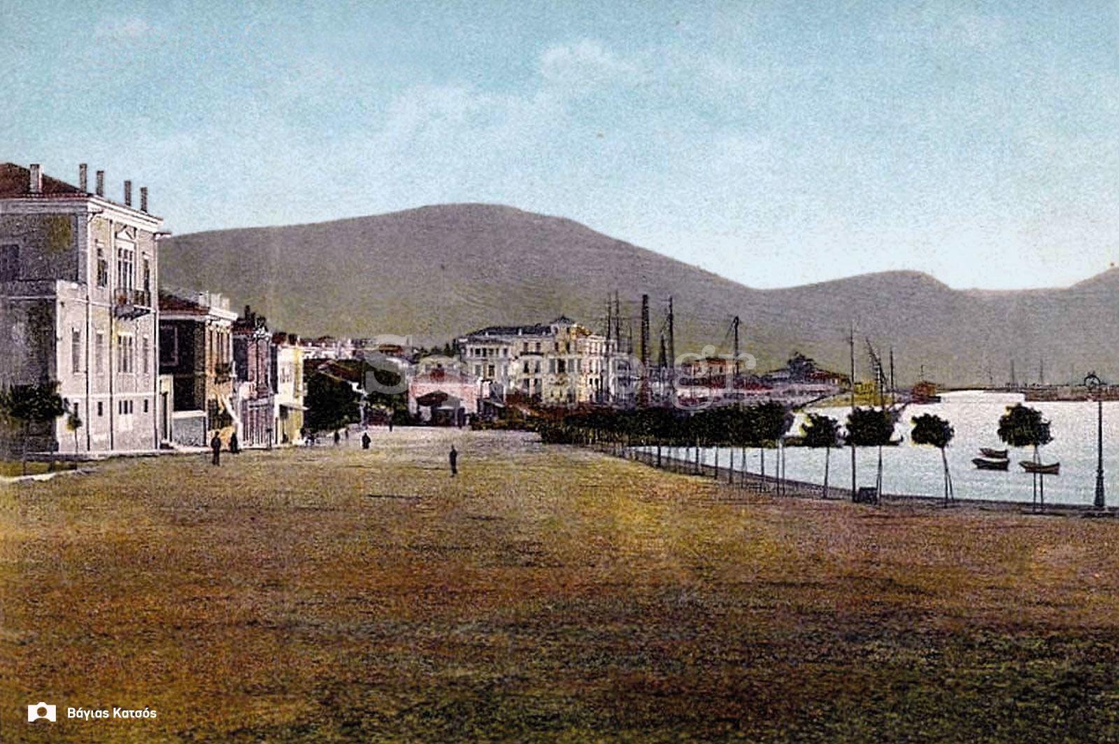 5-Κρηπίδωμα-αμέσως-μετά-τη-διαμόρφωση-του-αρχές-1905-10