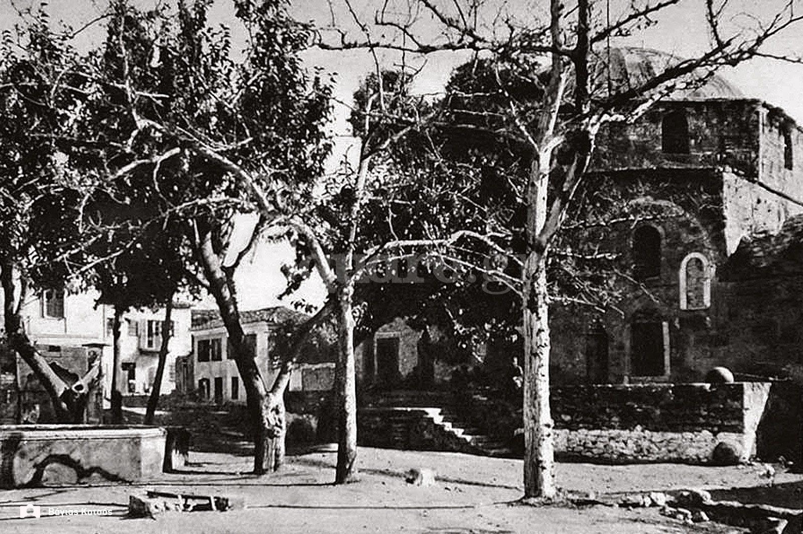 7-τζαμί-Emir-zade-της Χαλκίδας-το-1928