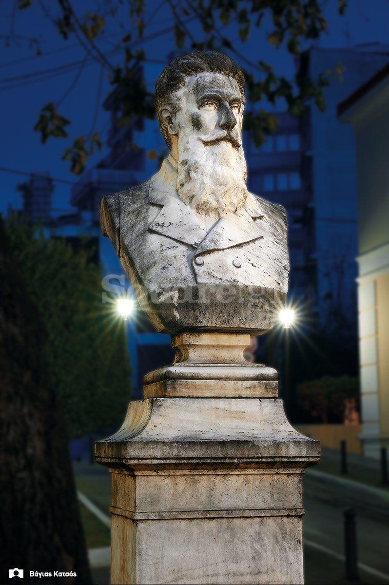 Προτομή-Ηρακλής-Γαζέπης-square-logo