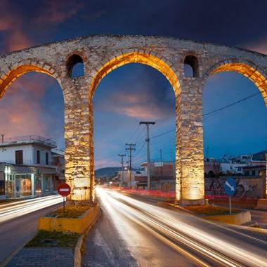Το Οθωμανικό υδραγωγείο της Χαλκίδας
