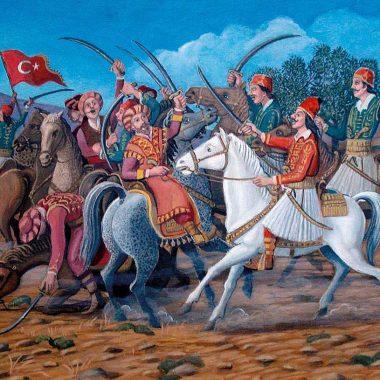 Η απελευθέρωση της Εύβοιας από τους Τούρκους