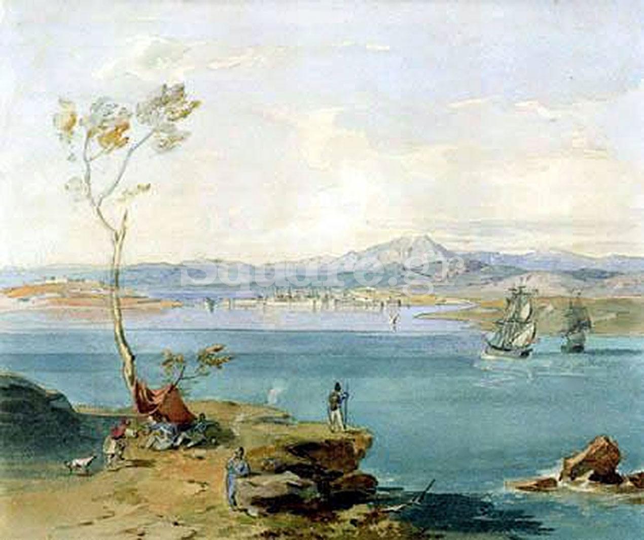 5-Chalkis-Carl-Anton-J-Rottmann-1797-1850