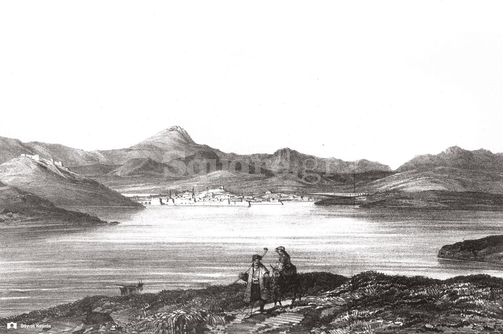 5-Otto-Magnus-von-Stackelberg,-La-Grece,-Vues-pittoresques-et-topographiques,,,-1829-1834