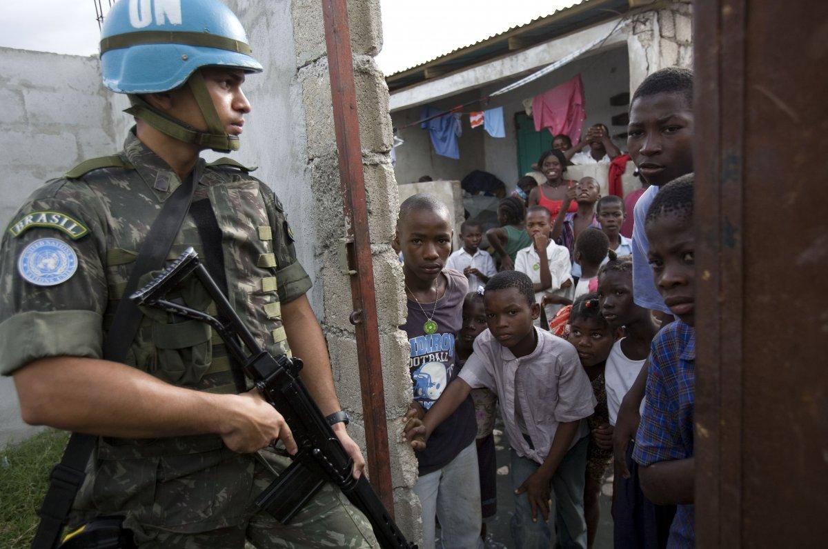 18-HAITI