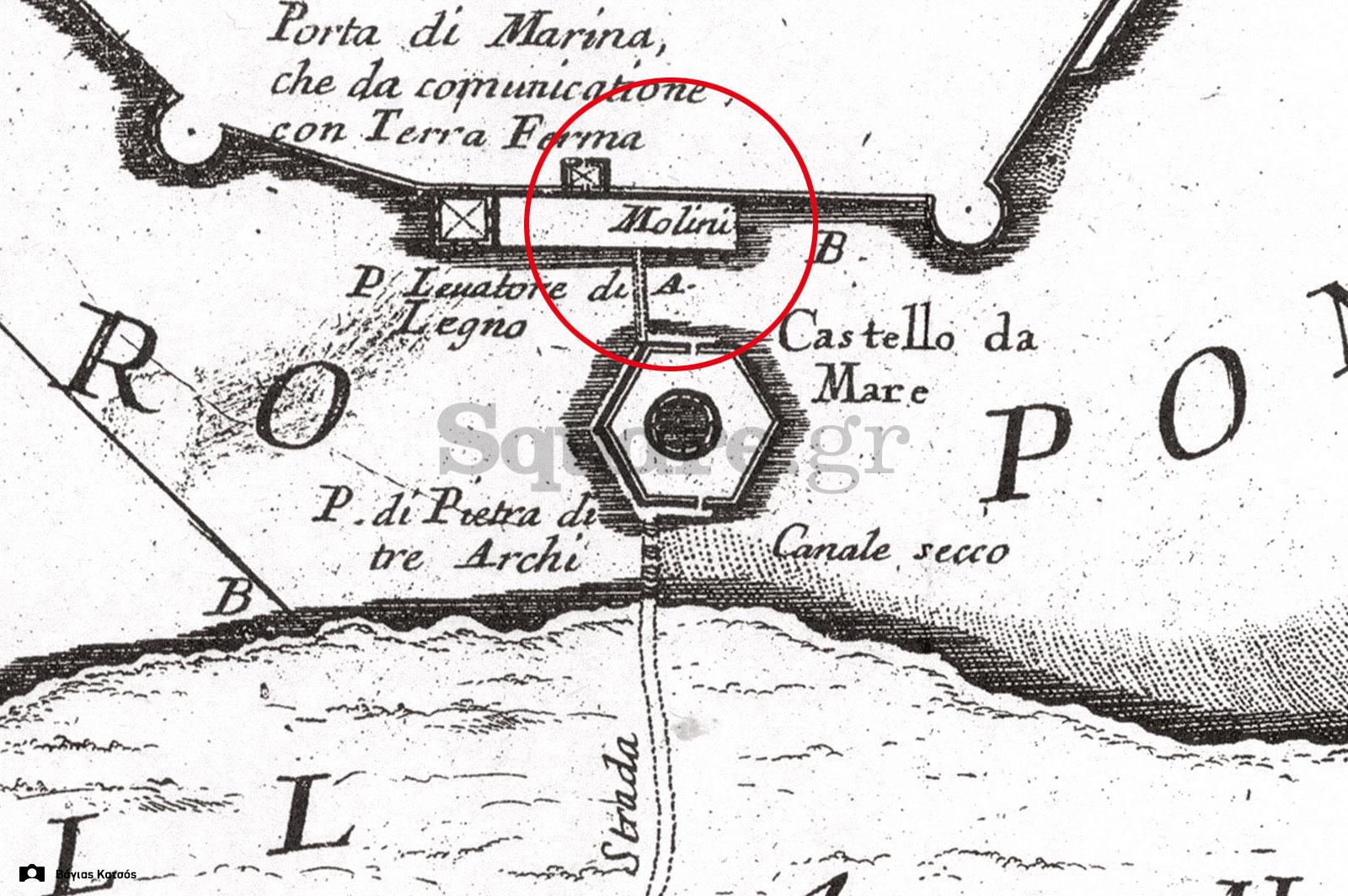 2-Απόσπασμα-από-χάρτη-του-V.-Μ.-Coronelli,-από-το-1688