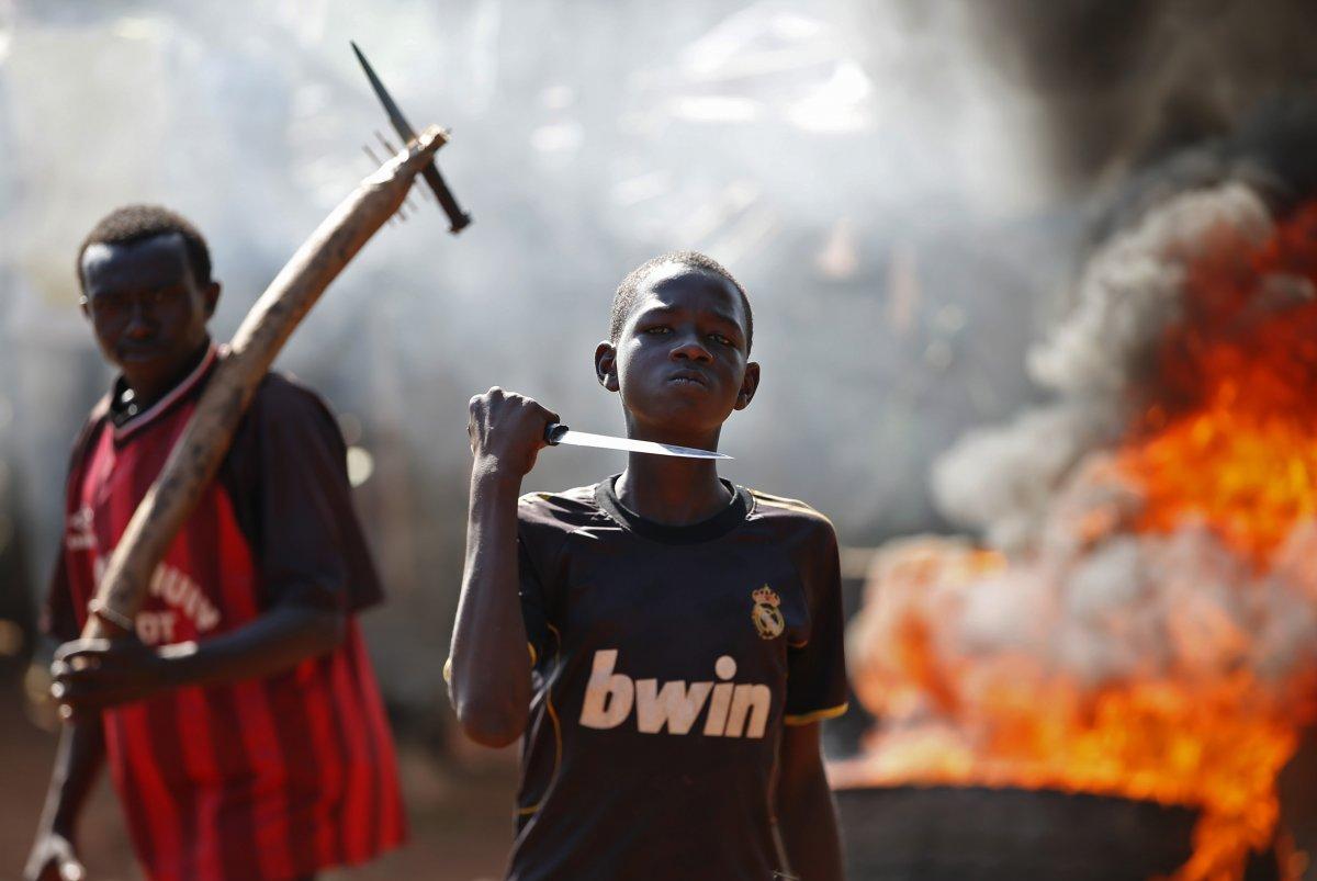 Οι 25 πιο εύθραυστες χώρες του κόσμου