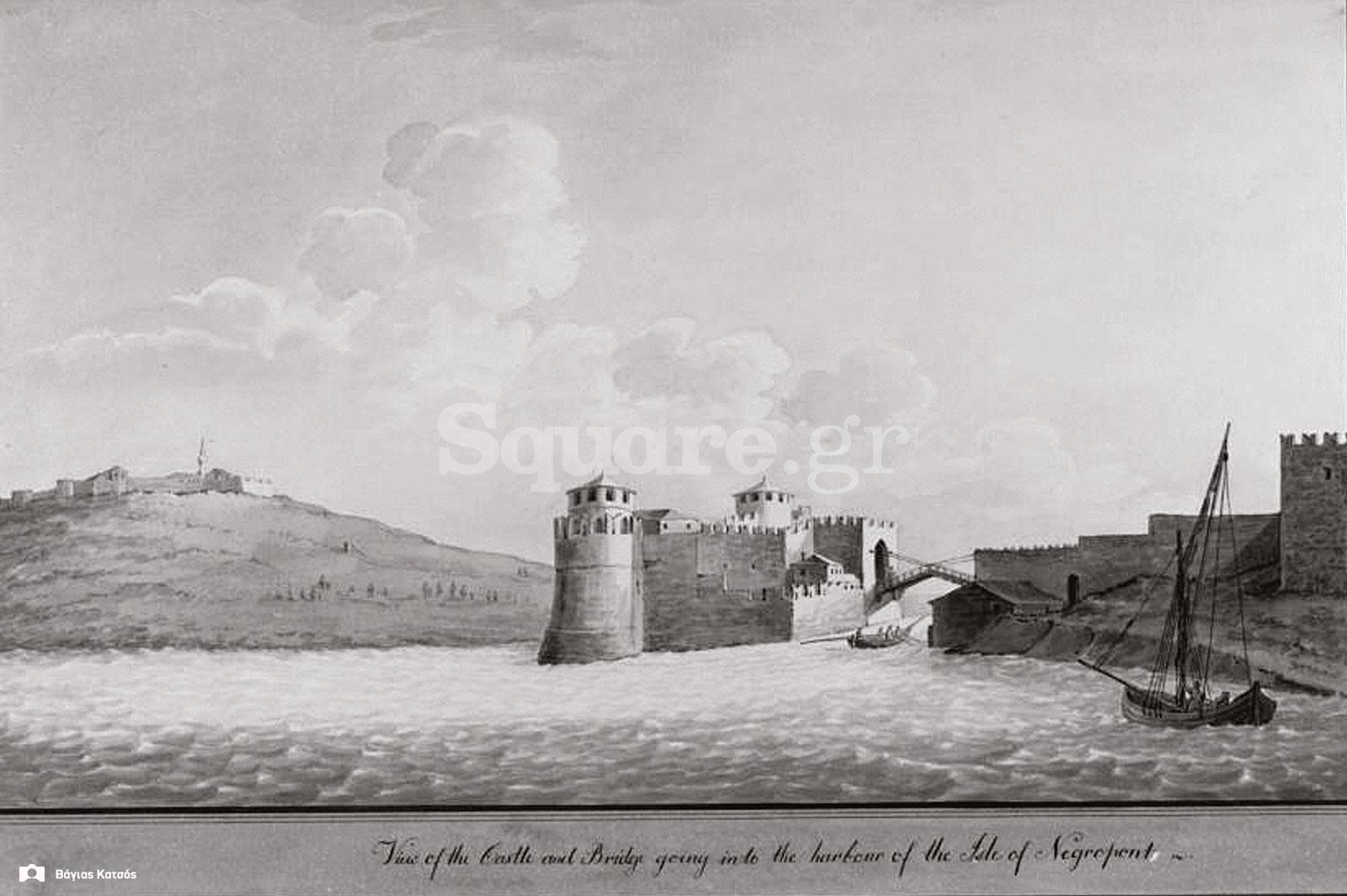 4-Τοπιογραφία-του-Ferdinand-Bauer-1-Αυγούστου-1787