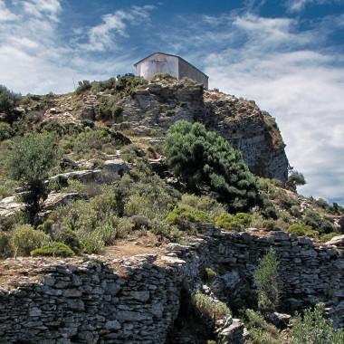 Το κάστρο της Φυλάγρας