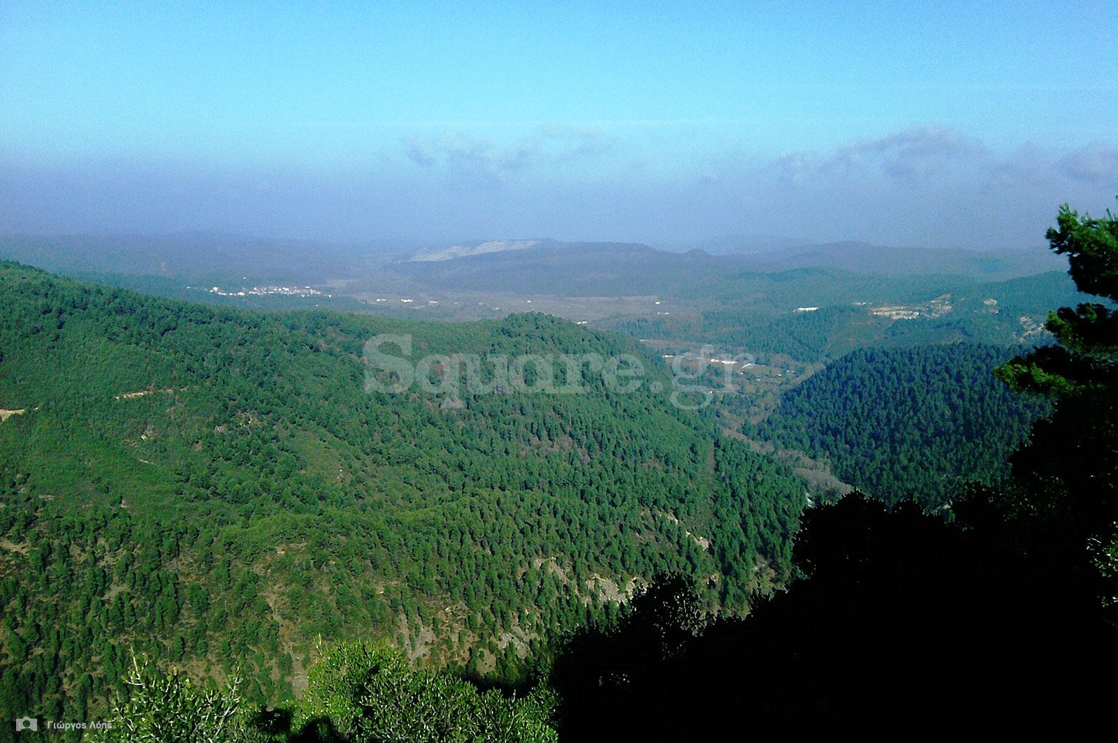 4-Άποψη-της-κοιλάδας-του-Προκοπίου-από-το-τα-βόρεια-τείχη-του-κάστρου