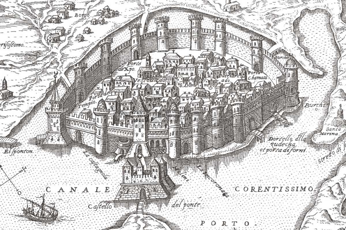 11-Λεπτομέρεια-από-τον-περίφημο-χάρτη-του-Καμότσιο,-του-1566-1574