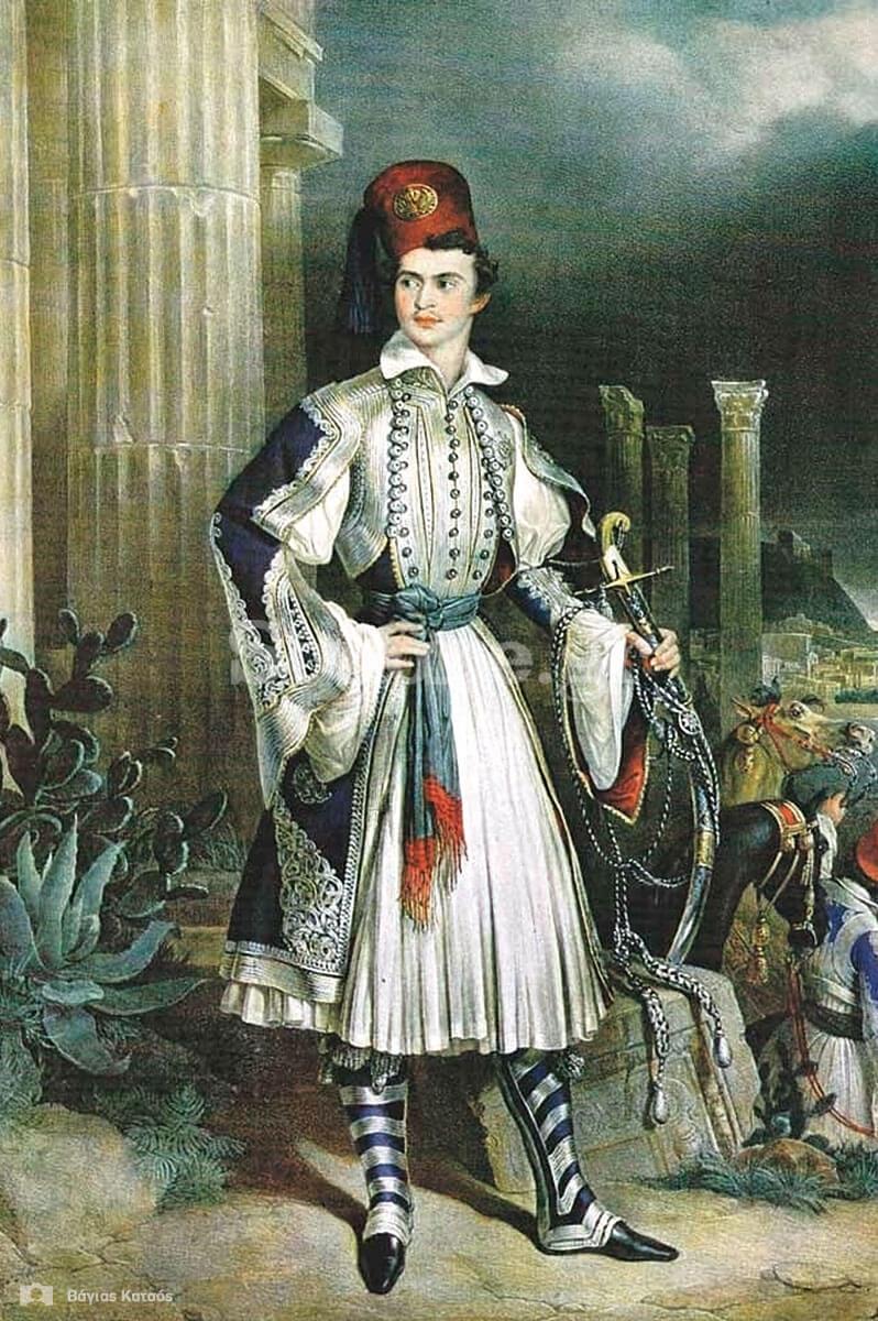 1-Ο-Όθων-Φρειδερίκος-Λουδοβίκος-πρώτος-βασιλιάς-των-Ελλήνων