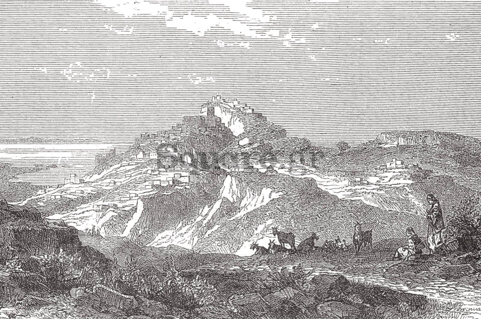 7-Ο-Άγιος-Γεώργιος-στη-Σκύρο.-Le-tour-du-Monde-1876
