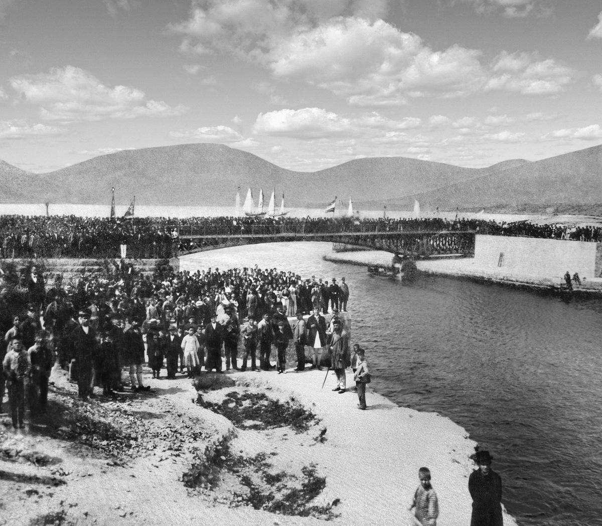 H ιστορία της «Ιταλικής» γέφυρας 1