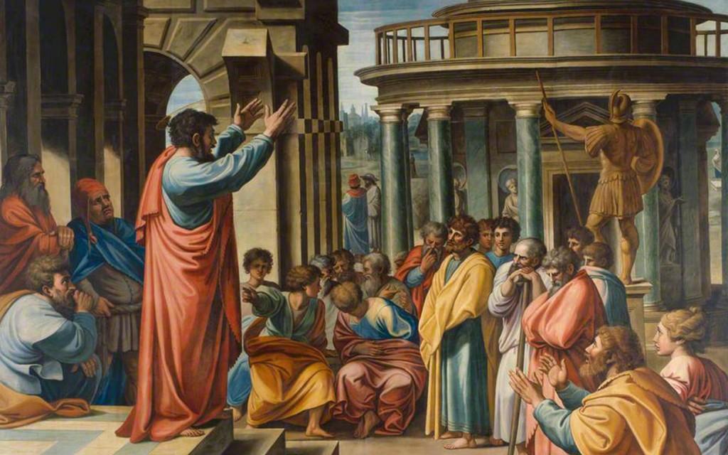 «Η μεγάλη επικοινωνιακή επιτυχία των Χριστιανών είναι να κολλήσουν τη ρετσινιά του ειδωλολάτρη στην αρχαία θρησκεία που δεν είχε καμία σχέση με τα είδωλα»