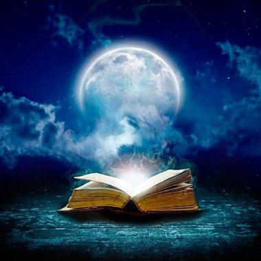 Το μαύρο φεγγάρι της μαγείας