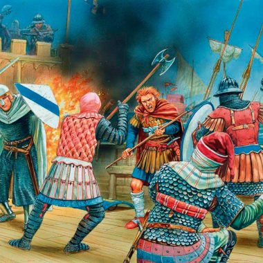 Οι Λομβαρδοί και οι Ενετοί στην Εύβοια (Μέρος 2ο)